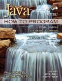 Java How to Program (late Objects) 10th Edition
