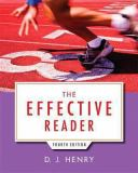 The Effective Reader 4th Edition