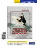 Foundations of Behavioral Neuroscience, Books a la Carte Edition 9780205795666