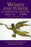 Women and Power in American History 9780130415707