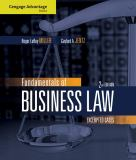 Fundamentals of Business Law 9780324595727