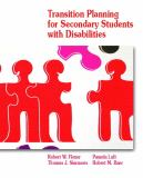 Transition Planning for Secondary Students with Disabilities 9780130205728