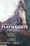 African Women Playwrights 9780252075735
