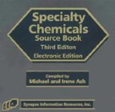 Specialty Chemicals Electronic Source Book 9781890595739