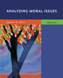 Analyzing Moral Issues 5th Edition
