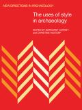 The Uses of Style in Archaeology 9780521445764