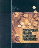 Contemporary Financial Management Fundamentals with Thomson ONE 9780324015775