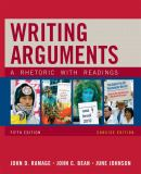 Writing Arguments, Concise Edition 9780205665778