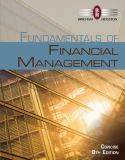 Fundamentals of Financial Management 8th Edition