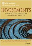 Investments 1st Edition