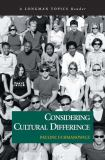 Considering Cultural Difference 9780321115812