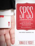 SPSS Demystified 2nd Edition
