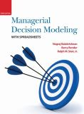 Managerial Decision Modeling with Spreadsheets 3rd Edition