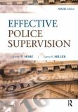 Effective Police Supervision 9781437755862
