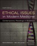 Ethical Issues in Modern Medicine 9780073535869
