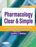 Pharmacology Clear and Simple 2nd Edition