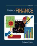 Principles of Finance 9780324655889