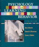 Psychology of Learning and Behavior 5th Edition
