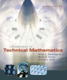 Introduction to Technical Mathematics 9780321455932