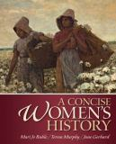 A Concise Women's History 9780205905935