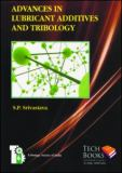 Advances in Lubricant Additives and Tribology 9788188305940