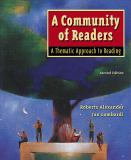 A Community of Readers 9780321045942