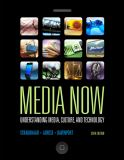 Media Now 6th Edition