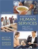 An Introduction to Human Services 7th Edition