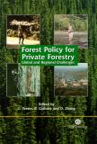 Forest Policy for Private Forestry 9780851995991