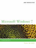 New Perspectives on Microsoft Windows 7 9780538746007