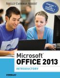 Microsoft® Office 2013 - Introductory 9781285166025