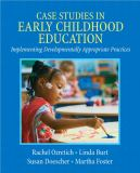Case Studies in Early Childhood Education 9780135026038