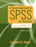 A Visual Approach to SPSS for Windows 9780205706051