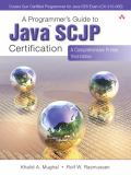 A Programmer's Guide to Java SCJP Certification 9780321556059