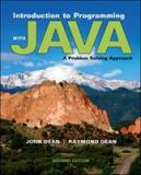 Introduction to Programming with Java 9780073376066