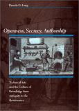 Openness, Secrecy, Authorship 9780801866067