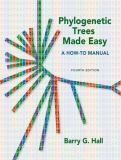 Phylogenetic Trees Made Easy 4th Edition