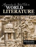 Approaches to Select Texts in World Literature 2nd Edition