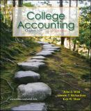 College Accounting 9780077346096