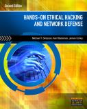 Hands-On Ethical Hacking and Network Defense 9781435486096