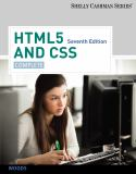 HTML5 and CSS 7th Edition