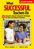 What Successful Teachers Do 2nd Edition