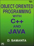 Object-Oriented Programming with C++ and Java 9788120316201
