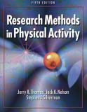 Research Methods in Physical Activity 5th Edition