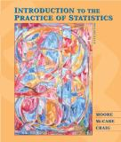 Introduction to the Practice of Statistics, Standard (Paper) and CD-ROM 6th Edition