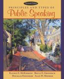 Principles and Types of Public Speaking 16th Edition