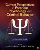 Current Perspectives in Forensic Psychology and Criminal Behavior 4th Edition