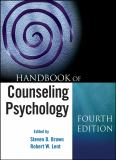 Handbook of Counseling Psychology 4th Edition