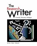 The Research Writer 9780618756223