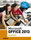 Microsoft® Office 2013, Advanced 1st Edition
